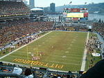 Steelers v. Bengals - Heinz Field